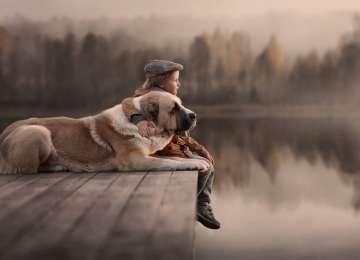 Çocukların Hayvanlarla Birlikte Büyümesi Yararlı mı Zararlı Mı?