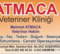 Atmaca Veteriner Kliniği